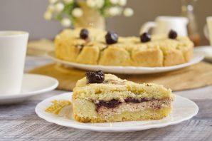 Античный римский пирог
