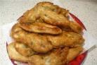 Филе кефали с малиновым соусом