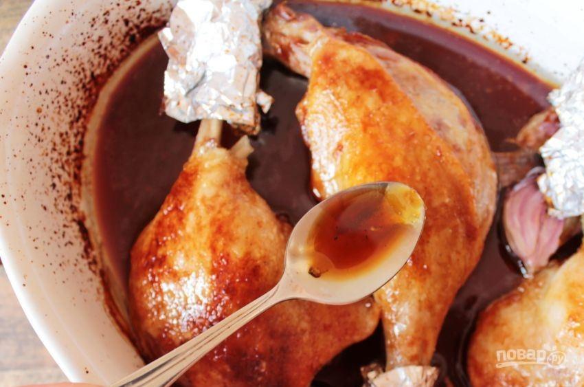 Утка по-пекински (простой рецепт)