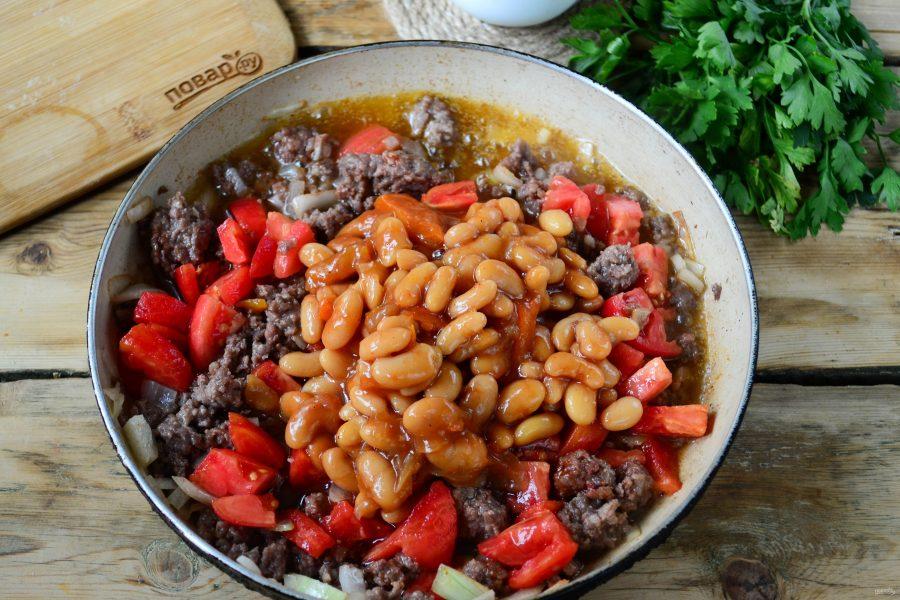 Чили с шестью ингредиентами
