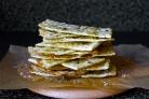 Лепешки с медом и тимьяном