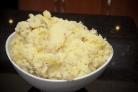 Пюре из картофеля и пастернака