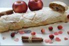 Ленивый яблочный штрудель