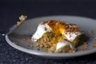 Рис с имбирем и яйцом