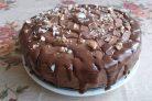 Пражский торт классический