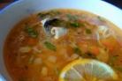 Рыбный суп из наваги