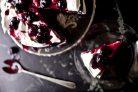 Торт с вишней и сливками