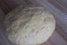 Луковое тесто