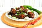 Острые и пряные свиные хвостики по-китайски