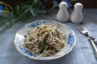 Салат из телятины