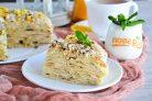 Сладкий торт из лаваша