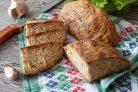 Цельнозерновой хлеб на кефире