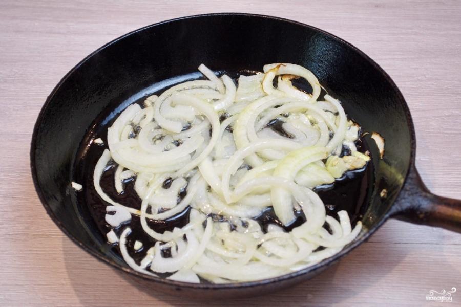 Капуста брокколи под сливочным соусом
