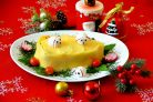Салат Сырный ломтик на год Крысы