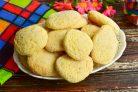 Печенье на желтках и сметане