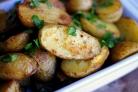 Пряный картофель по-французски