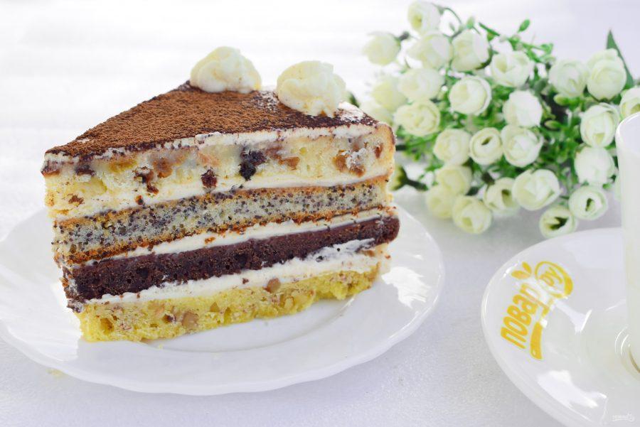торт каприз рецепт с фото пошагово ввиду, что