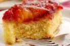 Сливовый пирог перевертыш