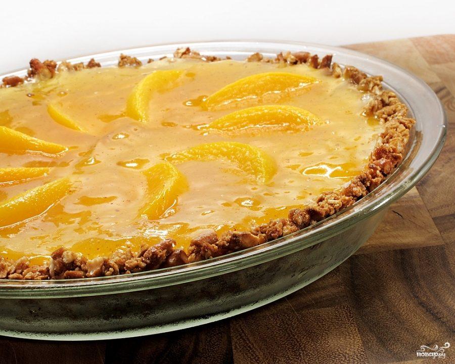 вкусные блюда из персиков