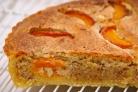 Абрикосовый пирог на дрожжах