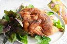 Лучший рецепт запечённой курицы в горчичном маринаде с Махеевъ