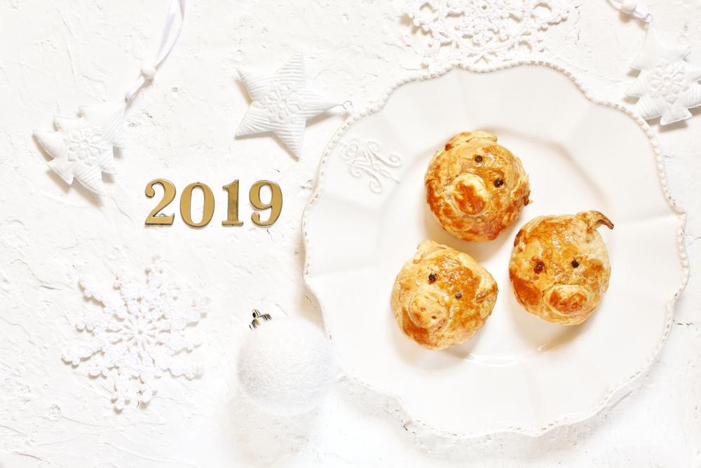 2019 - год Свиньи