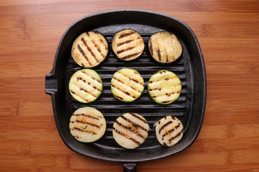 тренируется возможности овощи на сковороде гриль рецепты с фото плохой покраске кузова