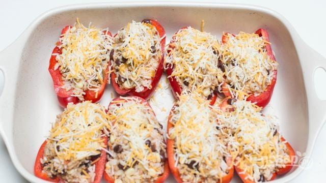 Фаршированный перец по-мексикански