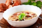 Суп из рыжиков – древний рецепт грибного супа
