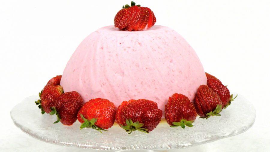 """Торт-мороженое """"Летнее наслаждение"""""""