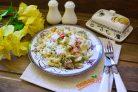 Салат из пасты Биг Мак