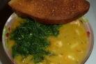 Суп из баранины и гороха