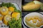Кукуруза в мультиварке на пару