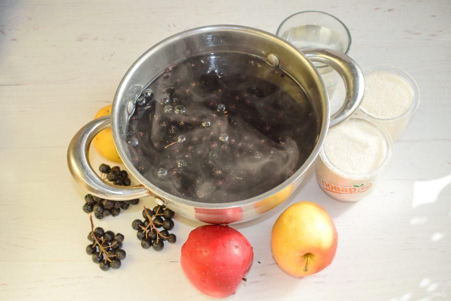 Варенье пять минут из яблок