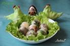 """Закуска """"Яйца Фаберже"""""""