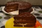 Торт Прага в мультиварке