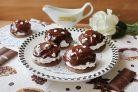 Печенье с зефиром