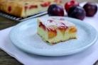 Пирог из ряженки