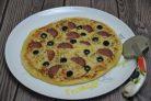 Безглютеновое тесто для пиццы
