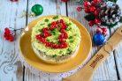 Салат с треской на Новый год