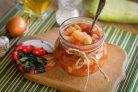 Салат на зиму из кабачков Анкл бенс