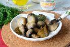 Маринованные грибы за 10 минут