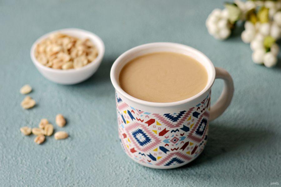 Арахисовый кофе