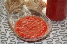Аджика из красного перца