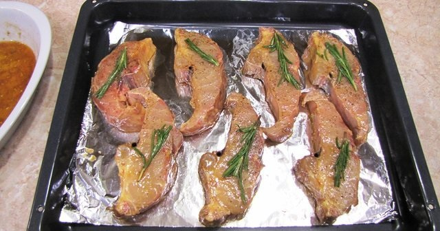 Рецепт приготовления осетрины запеченной в духовке авто тюнинг в челябинске