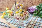 Салат Три капусты