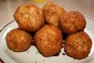 Картофельные шарики с фаршем