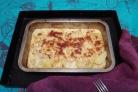 Картофельно-капустная запеканка