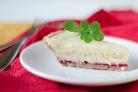 Творожный пирог с клюквой