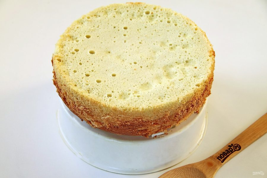 Простой бисквит в мультиварке рецепты с фото